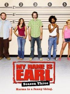 (2007) My Name Is Earl Season 3 愚人善事第3季 愚人...