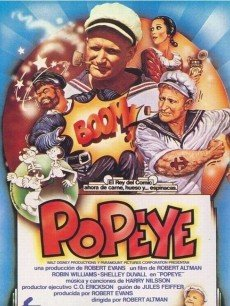 (1980) Popeye 大力水手 大力水手